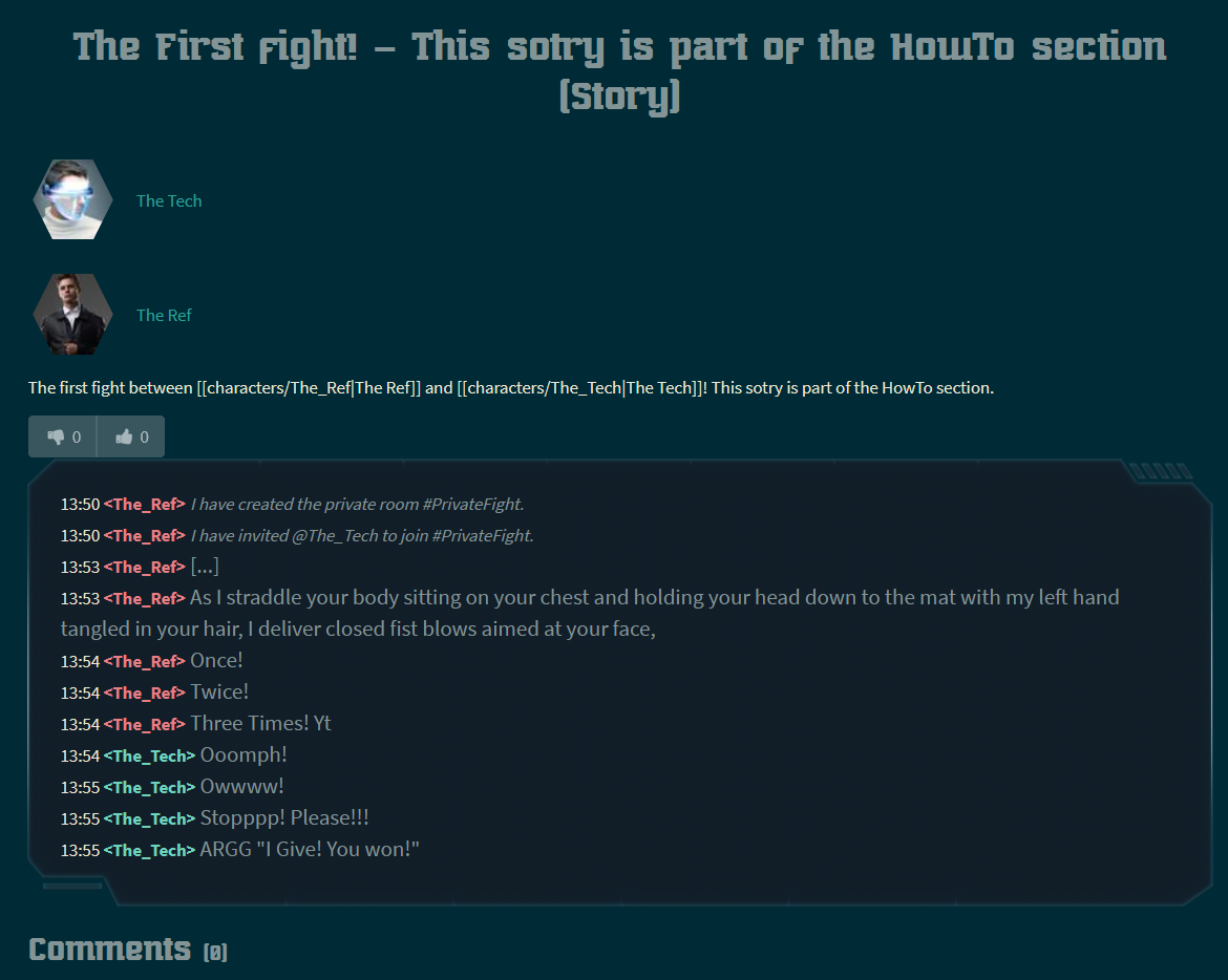 upload:Admin/2019_10_20_14_52_02_The_First_fight_This_sotry_is_part_of_the_HowTo_section_Story_ChatFighter.png